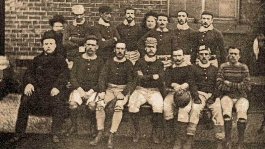 First ever team