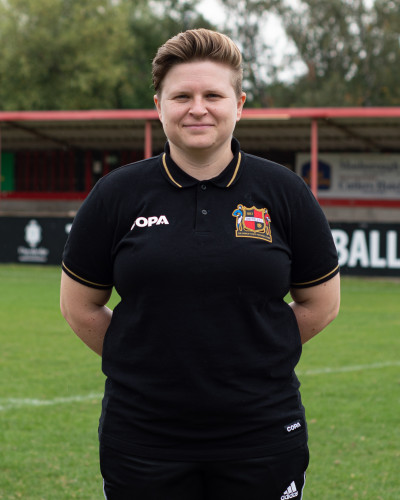Steph O'Brien, Assistant Manager